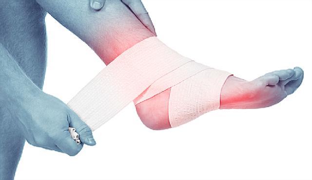 Tips Atasi Cedera Saat Latihan