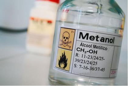 Metanol Bisa Bikin Mata Buta