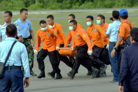 12 Metode Identifikasi Jenazah AirAsia QZ8501
