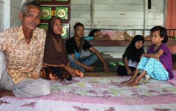 5 Anak Dalam 1 Keluarga di Aceh Menderita Thalasemia
